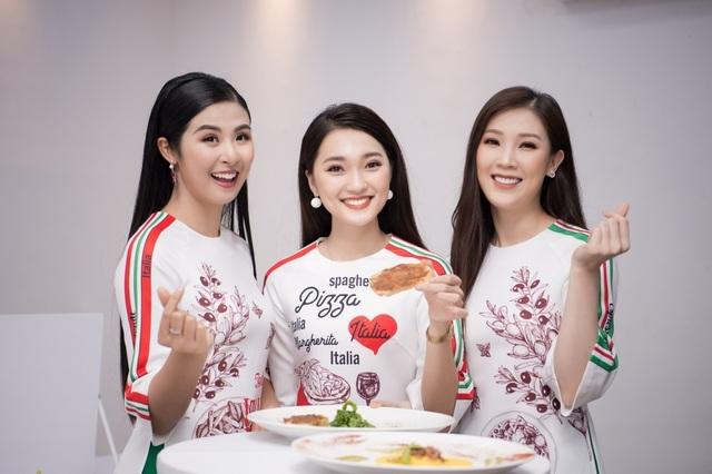 Hoa hậu Ngọc Hân được Italy phong danh hiệu Đại sứ ẩm thực - 7