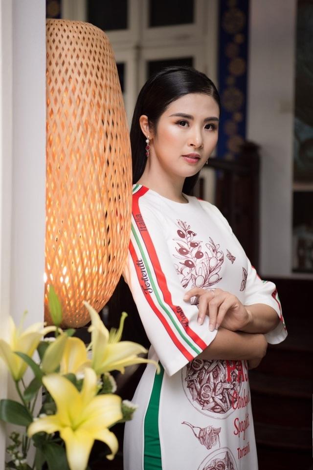 Hoa hậu Ngọc Hân được Italy phong danh hiệu Đại sứ ẩm thực - 3