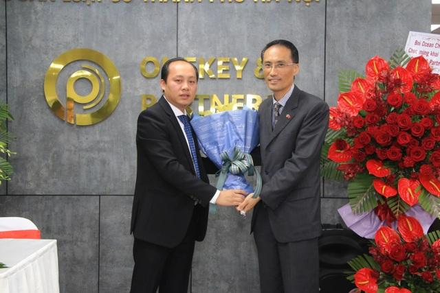 Công ty Luật Onekey  Partners chính thức ra mắt trụ sở mới - 1