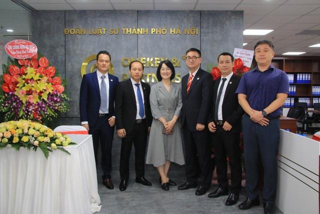 Công ty Luật Onekey  Partners chính thức ra mắt trụ sở mới - 2