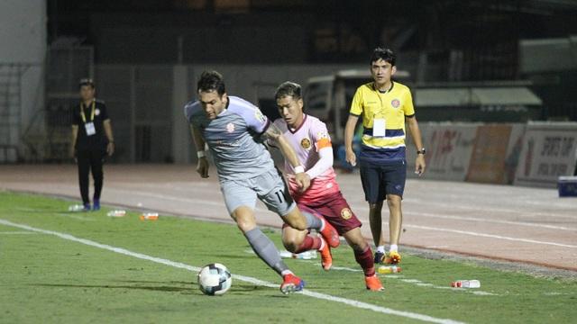 Vòng 7 V-League 2019: Trận chung kết giữa Hà Nội và TPHCM - 1