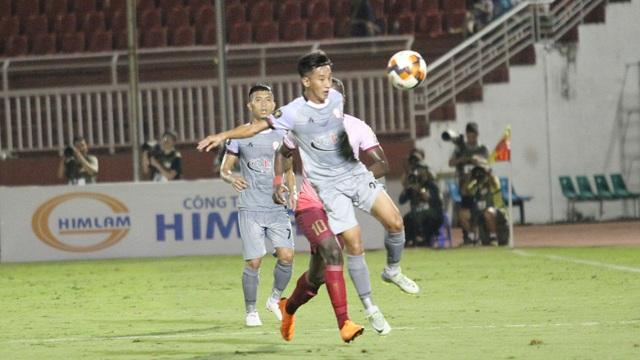 Vòng 10 V-League 2019: TPHCM đối diện thử thách ở Quảng Ninh