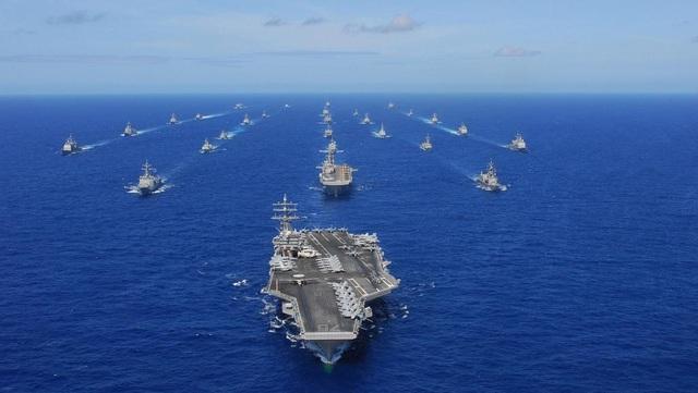 Mỹ từ chối điều tàu chiến tham gia sự kiện của Trung Quốc - 1