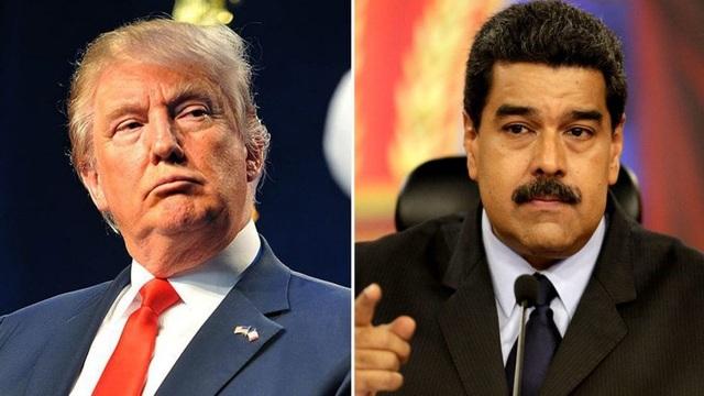 """Mỹ có thể đang """"nghiêm túc cân nhắc"""" can thiệp quân sự vào Venezuela - 1"""