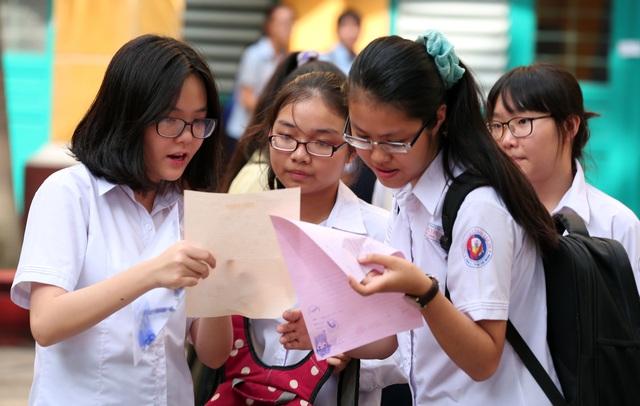 Tuyển sinh lớp 10 THPT ở Hà Nội: Cân nhắc nguyện vọng để cầm chắc suất đỗ - 1