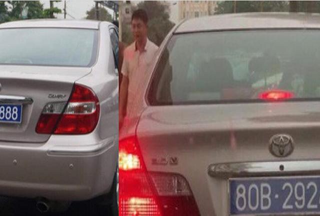 Cục Quản lý công sản nói gì về xe Camry đeo 2 biển xanh ở Ninh Bình? - 1