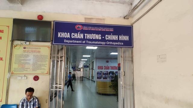 Công an Quảng Ninh vào cuộc vụ nữ sinh THPT bị đánh hội đồng phải nhập viện - 1