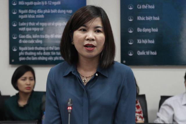 Giáo viên chủ nhiệm là đại sứ ngăn chặn chống bạo lực học đường - 2