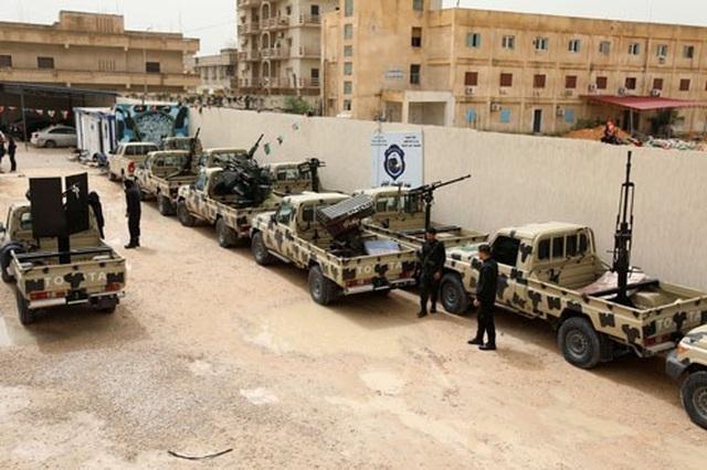 Nguy cơ chiến tranh toàn diện ở Libya - 1