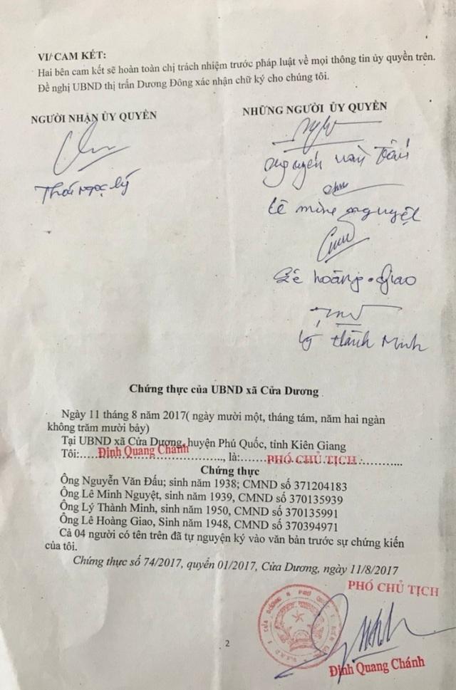 """Vụ """"xẻo"""" gần 17.000m2 đất chùa cấp cho cá nhân: UBND tỉnh Kiên Giang nói gì? - 4"""