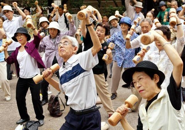 Người Nhật sống trường thọ nhờ…ăn nhiều tinh bột! - 1