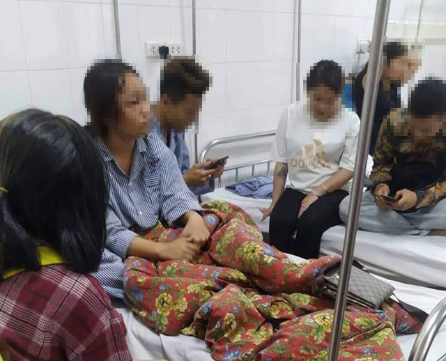 Công an Quảng Ninh vào cuộc vụ nữ sinh THPT bị đánh hội đồng phải nhập viện - 2