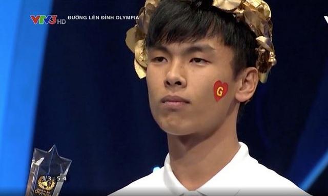 Nam sinh Ninh Bình giành chiến thắng ở cuộc thi Tháng 1 Quý 3 Olympia - 2