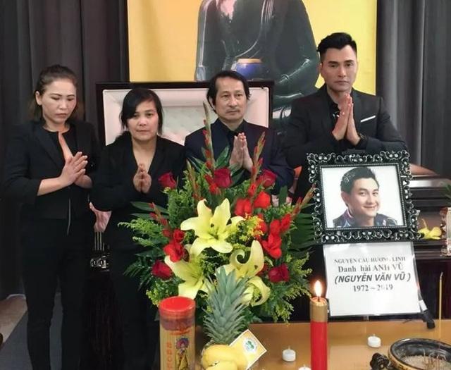 Gia đình Anh Vũ đã nhận 30.000 USD từ tỷ phú Hoàng Kiều - 2
