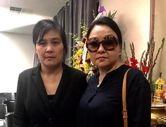 Nghệ sĩ Bảo Quốc, Hương Lan, Thu Phương… đến viếng Anh Vũ ở Mỹ - 15