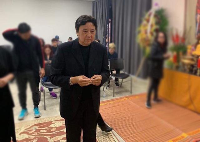 Nghệ sĩ Bảo Quốc, Hương Lan, Thu Phương… đến viếng Anh Vũ ở Mỹ - 12