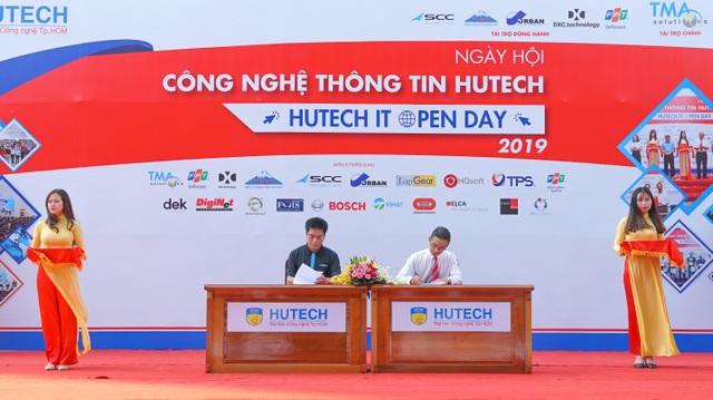 HUTECH IT Open Day lần 3 - năm 2019 chính thức khai mạc với hơn 2.000 đầu việc - 2