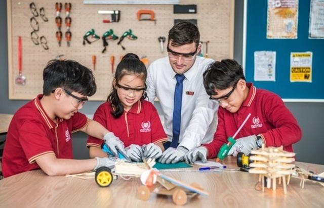 Cơ hội cho trường học Việt Nam vươn tới Đẳng cấp quốc tế - 2