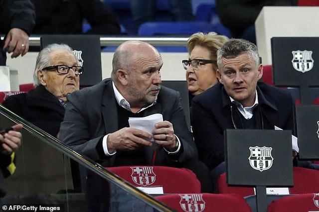 Lượt đi tứ kết Champions League: Thử thách cực đại của MU