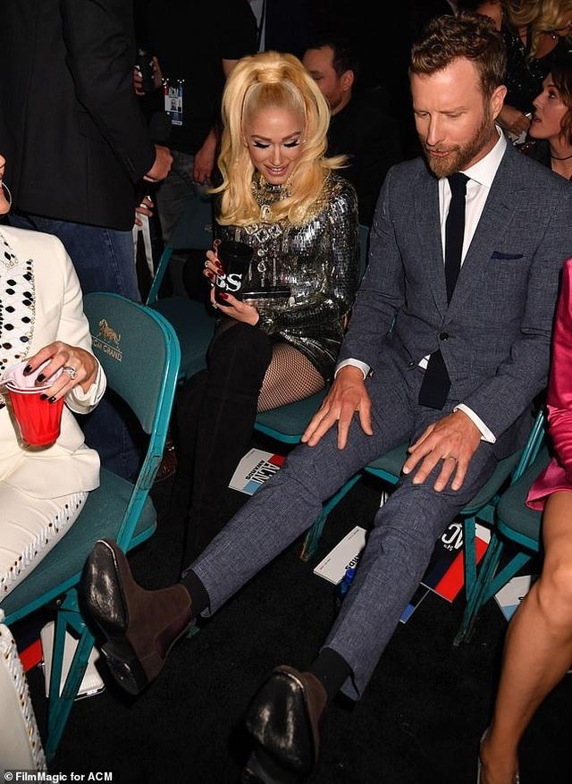 Gwen Stefani vẫn rạng ngời ở tuổi 50 - 4