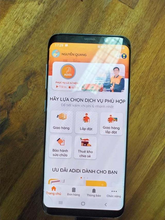 Thêm ứng dụng giao hàng có mặt tại thị trường Việt Nam - 2