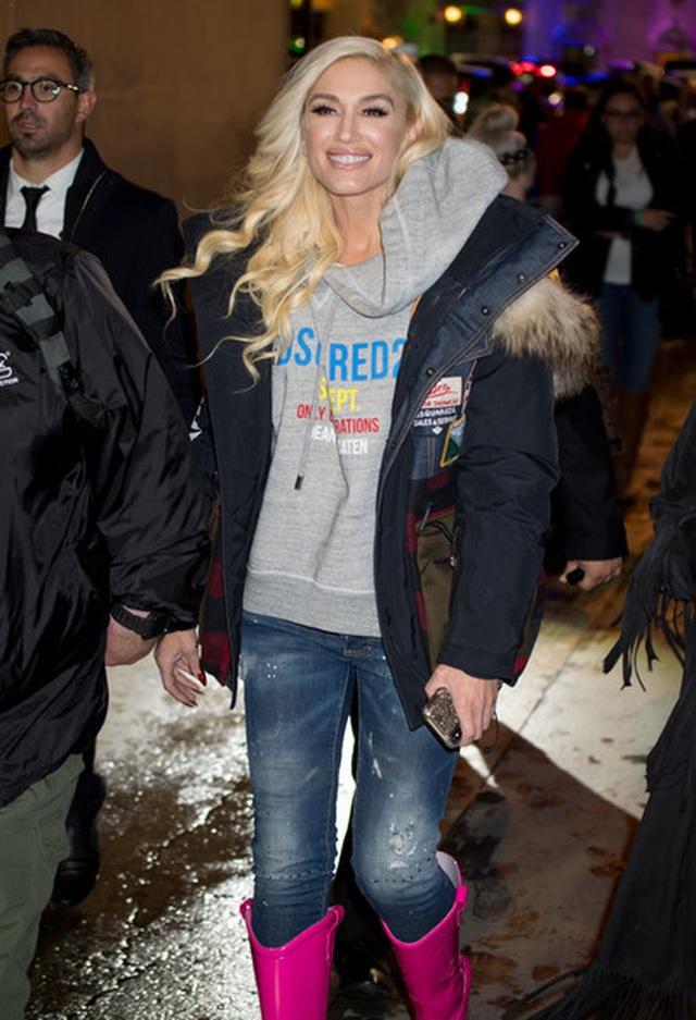 Gwen Stefani vẫn rạng ngời ở tuổi 50 - 6