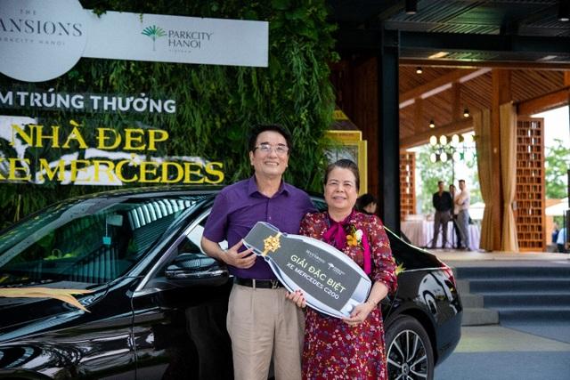 ParkCity Hanoi trao thưởng hàng tỷ đồng cho khách hàng mua The Mansions - 1