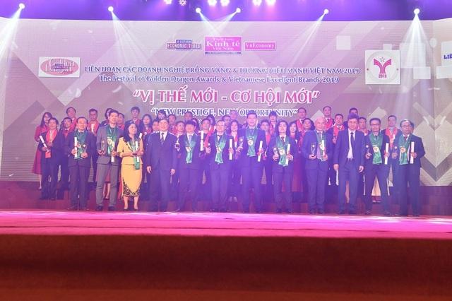 Agribank tự hào được vinh danh Thương hiệu mạnh Việt Nam 2018 - 2