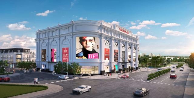 Vincom Retail ra mắt Vincom Shophouse Kon Tum - 1