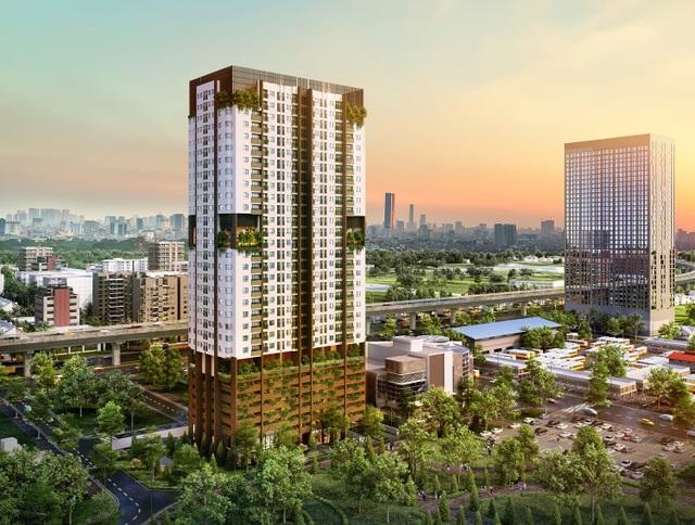 Khu đỗ xe thông minh – Thiết kế độc đáo trong dự án nghìn tỷ FLC Green Apartment - 2