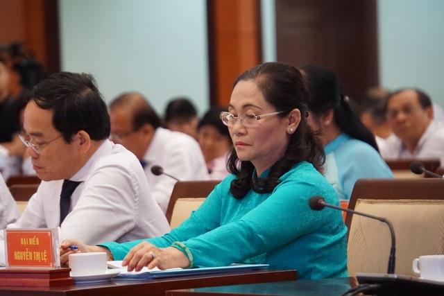 Trưởng Ban Tổ chức Thành ủy được bầu giữ chức Chủ tịch HĐND TPHCM - 1