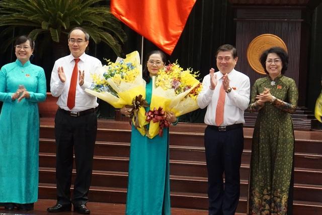 Trưởng Ban Tổ chức Thành ủy được bầu giữ chức Chủ tịch HĐND TPHCM - 2