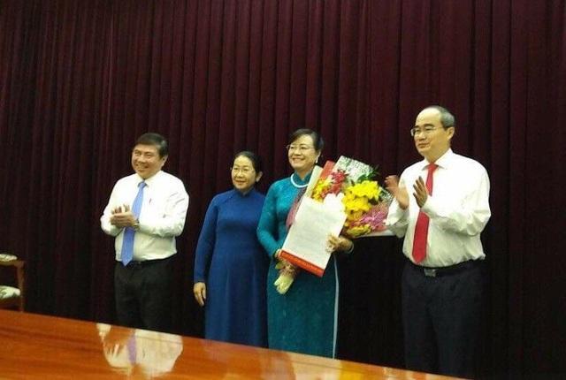Chiều nay TPHCM bầu tân Chủ tịch HĐND thay bà Nguyễn Thị Quyết Tâm - 2