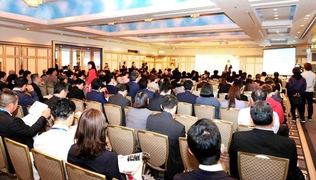 Tập đoàn TMS kết nối đầu tư với các doanh nghiệp tại Tokyo, Nhật Bản - 1