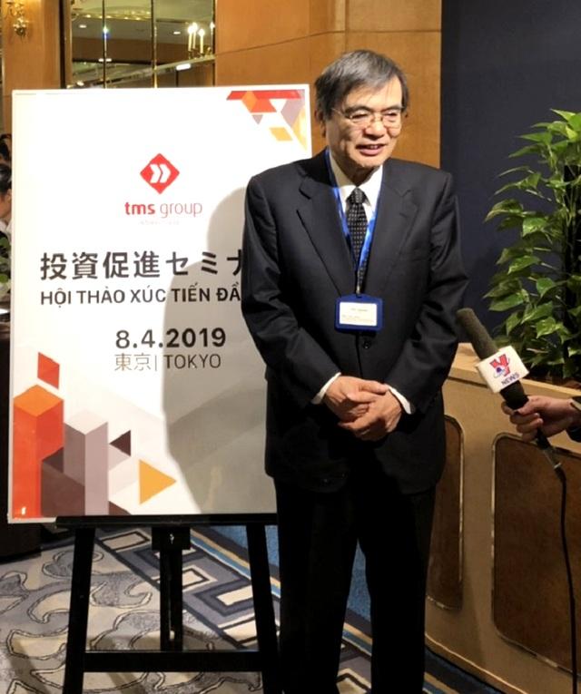 Tập đoàn TMS kết nối đầu tư với các doanh nghiệp tại Tokyo, Nhật Bản - 2