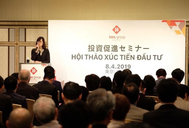 Tập đoàn TMS kết nối đầu tư với các doanh nghiệp tại Tokyo, Nhật Bản - 4