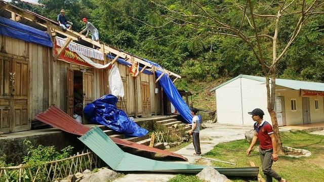 Trường học tan tác sau trận bão lốc trong đêm - 4