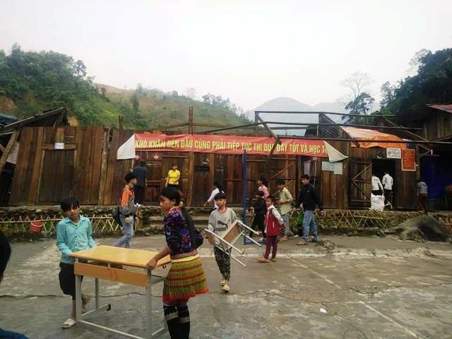 Trường học tan tác sau trận bão lốc trong đêm - 7