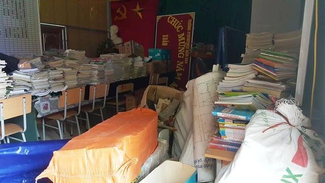 Trường học tan tác sau trận bão lốc trong đêm - 8