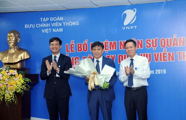 Tập đoàn VNPT bổ nhiệm Tổng Giám đốc VinaPhone - 2