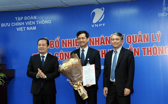 Tập đoàn VNPT bổ nhiệm Tổng Giám đốc VinaPhone - 1
