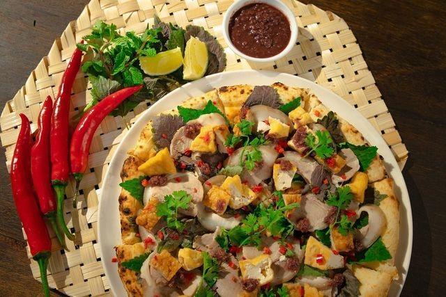 """6 món pizza """"kinh dị"""" bậc nhất hành tinh, Việt Nam có 2 món - 7"""