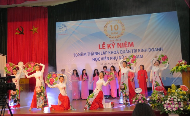 Thạc sỹ Quản trị Kinh doanh Học viện Phụ nữ Việt Nam - Học với chuyên gia hàng đầu, hòa mình vào thực tiễn - 1