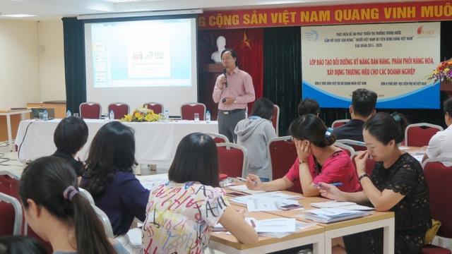 Thạc sỹ Quản trị Kinh doanh Học viện Phụ nữ Việt Nam - Học với chuyên gia hàng đầu, hòa mình vào thực tiễn - 2