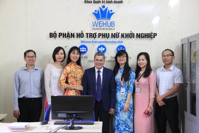 Thạc sỹ Quản trị Kinh doanh Học viện Phụ nữ Việt Nam - Học với chuyên gia hàng đầu, hòa mình vào thực tiễn - 5