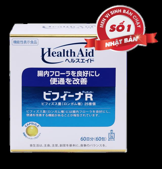 Men vi sinh số 1 Nhật Bản hỗ trợ cho người hội chứng ruột kích thích - 3
