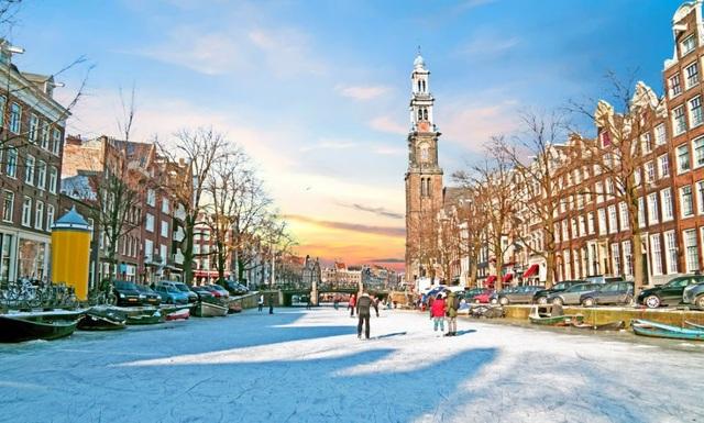 Du học Hà Lan 2019: Chi phí thấp, visa dễ dàng, cơ hội định cư cao - 1