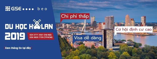 Du học Hà Lan 2019: Chi phí thấp, visa dễ dàng, cơ hội định cư cao - 4