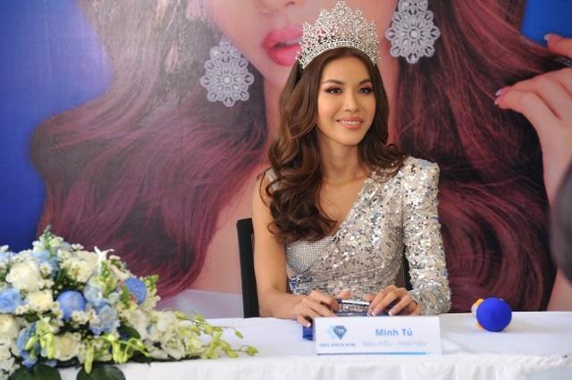 Hoa hậu siêu quốc gia châu Á trở thành đại sứ thương hiệu nha khoa Kim - 1