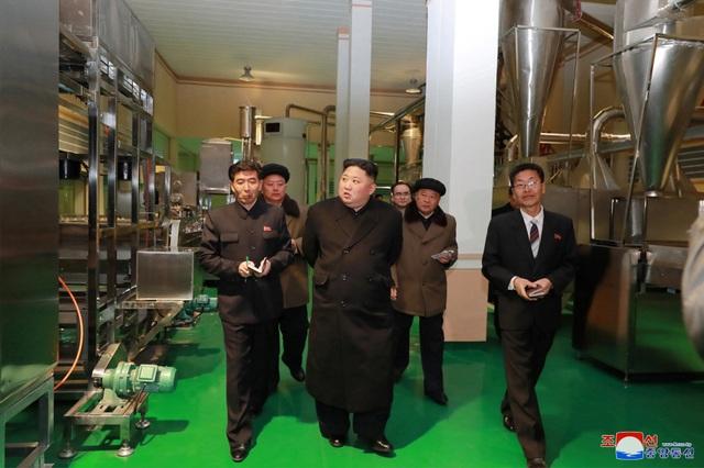 Lý do ông Kim Jong-un thị sát hàng loạt công trình trọng điểm tại Triều Tiên - 10